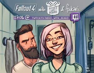 let's play Fallout4!