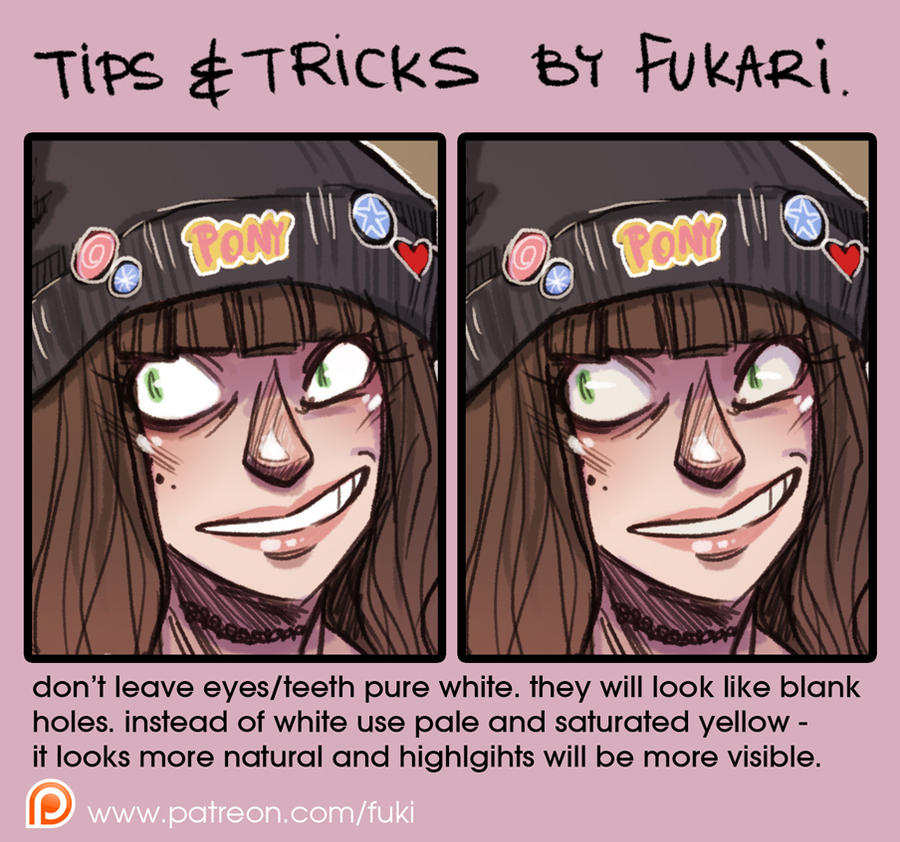 coloring tip by Fukari on DeviantArt