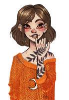 pumpkin by Fukari