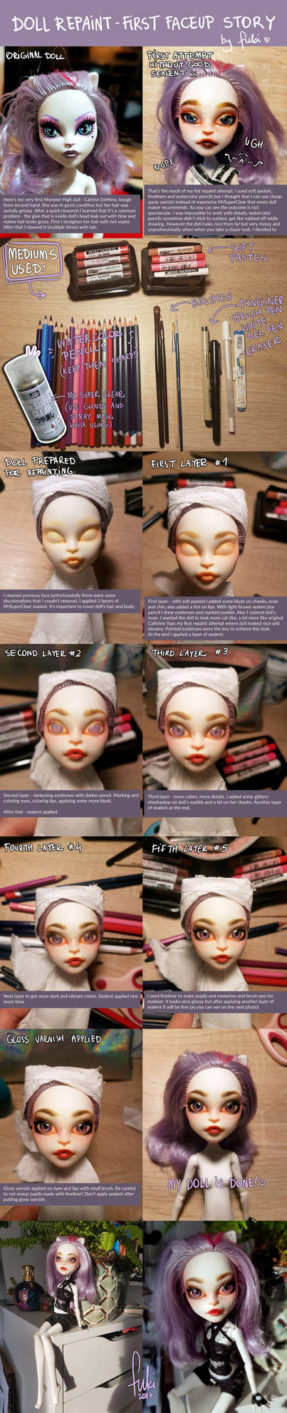 first faceup story