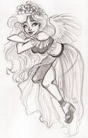 angel by Fukari