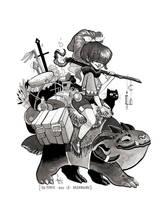 vagabond by Fukari