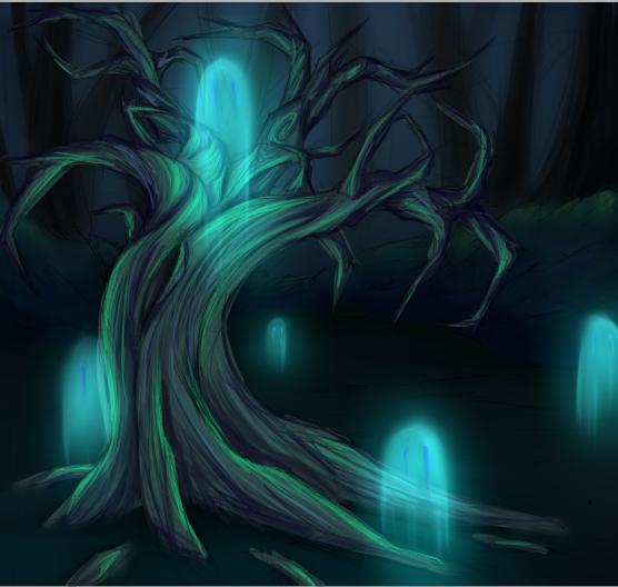 Simic Tree By Terrabird7 On Deviantart