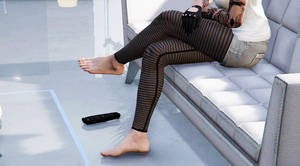 Gta5online barefoot Photo shoot 7