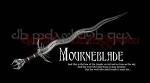 Mourneblade by kalenmiyan