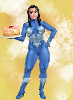 Robin and a Cake (expansion 1/3)