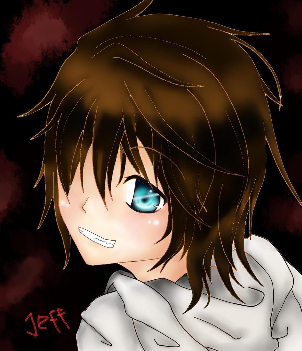 Jeff (non killer) by Ren-Ryuki