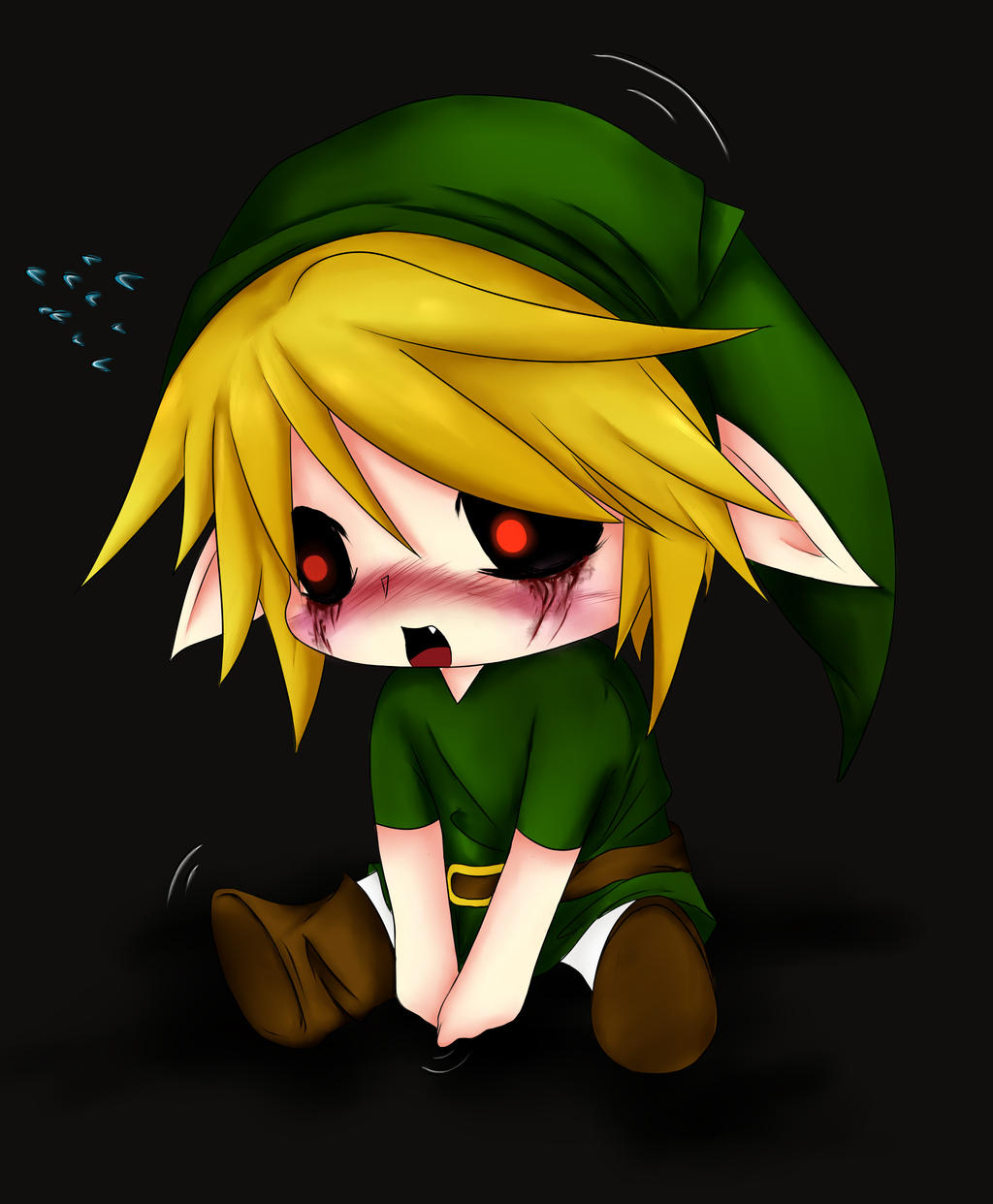 Ben Drowned Anime