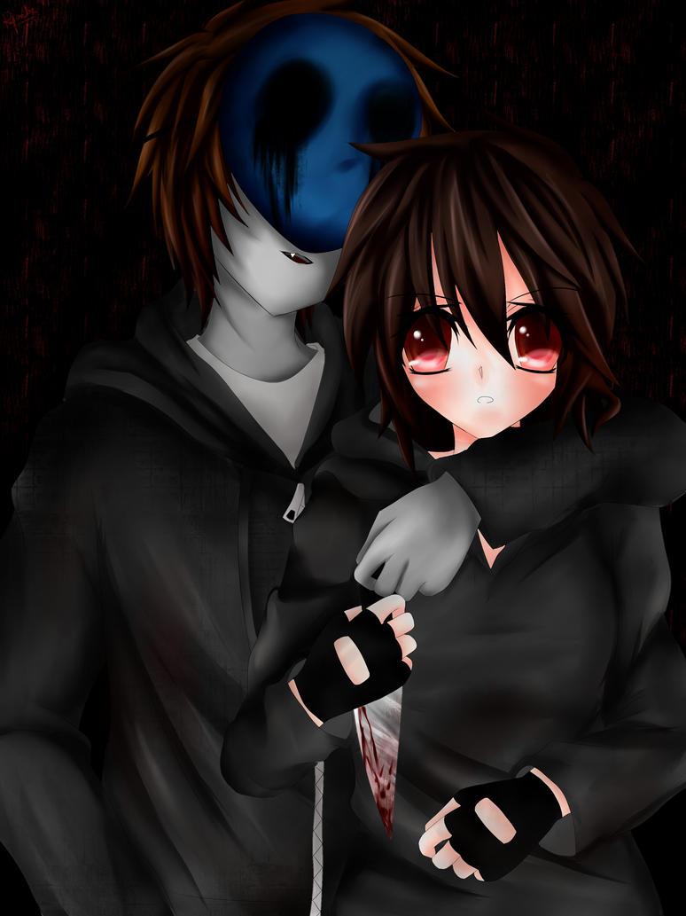 Eyeless Jack Anime