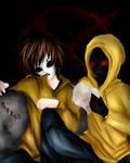 Masky and Hoody