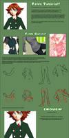 .Folds Tutorial. by TorriRAWR