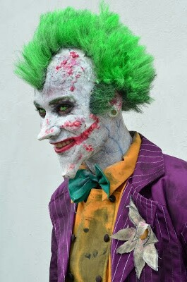 Arkham City Joker Cosplay by AsylumKlown ... & Arkham City Joker Cosplay by AsylumKlown on DeviantArt