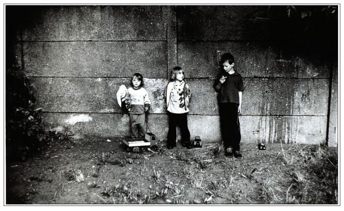 Kids by klukun