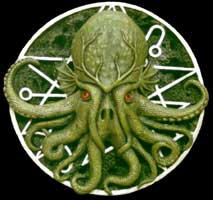 The great Cthulhu by Michaellone