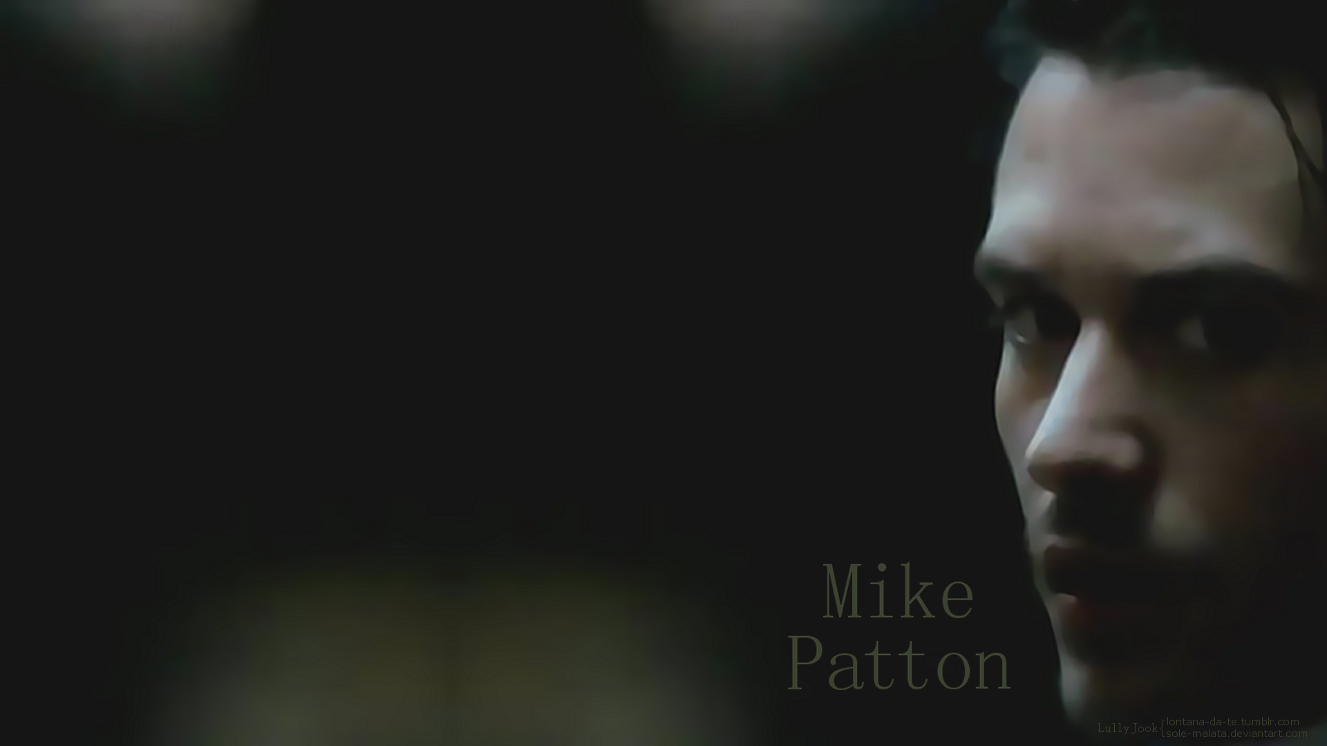 Mike Patton Wallpaper by sole-malata