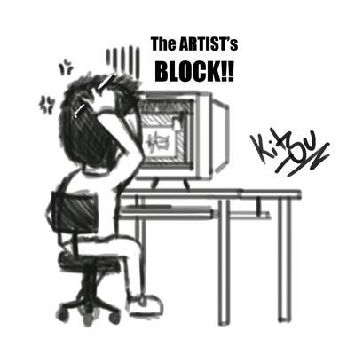 Artist Block by Kitsu-DR