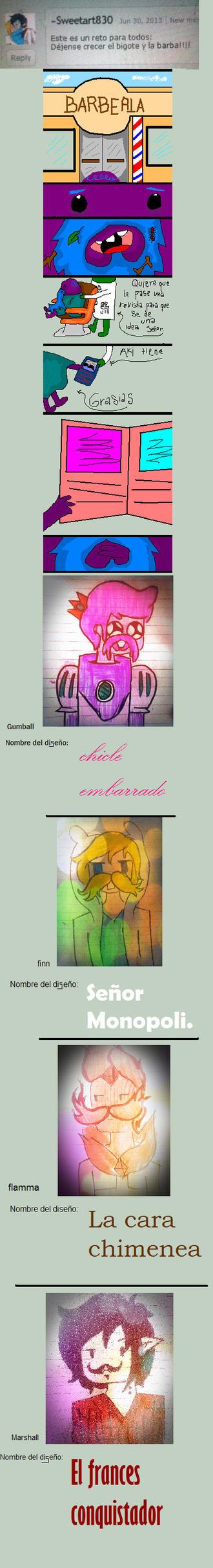 ask. pra los chicos mas hot. de HDA. by fermarfi