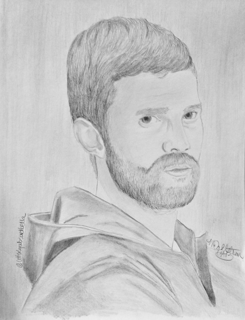 Paul Spector  by UtterlyAbsurdBella