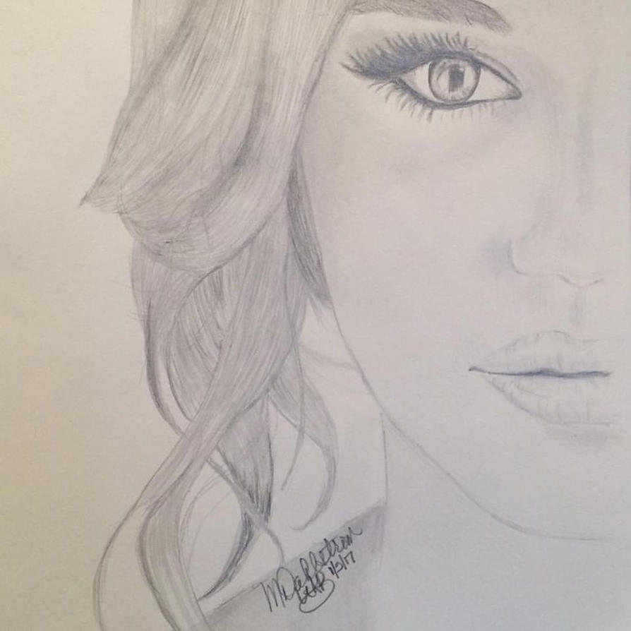 Miley by UtterlyAbsurdBella