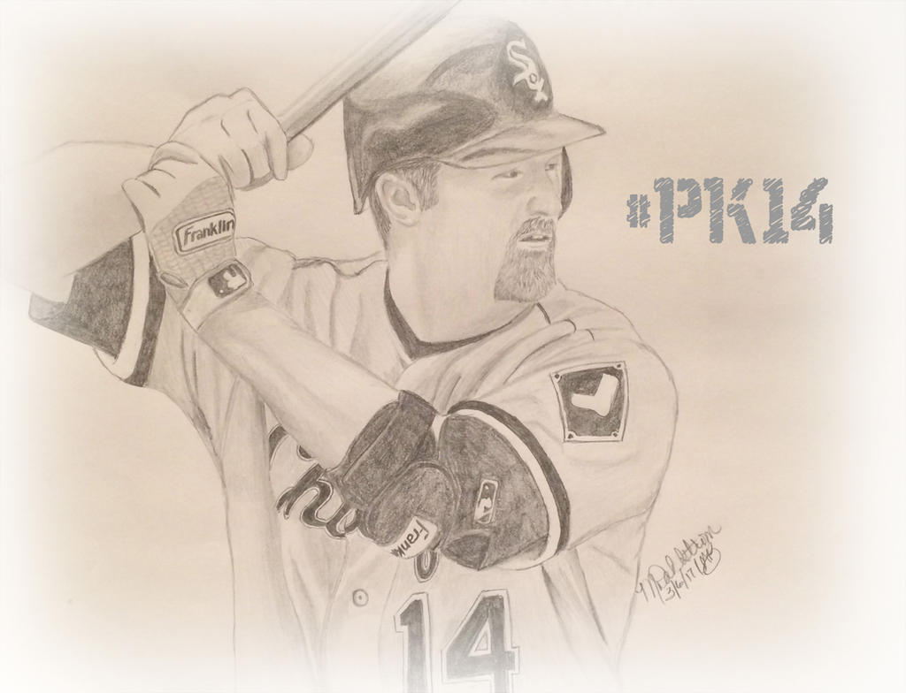 Paul Konerko - Chicago White Sox by UtterlyAbsurdBella