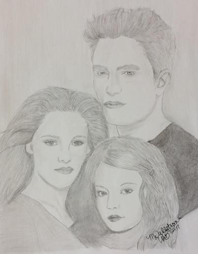 Cullen Family Reboot by UtterlyAbsurdBella