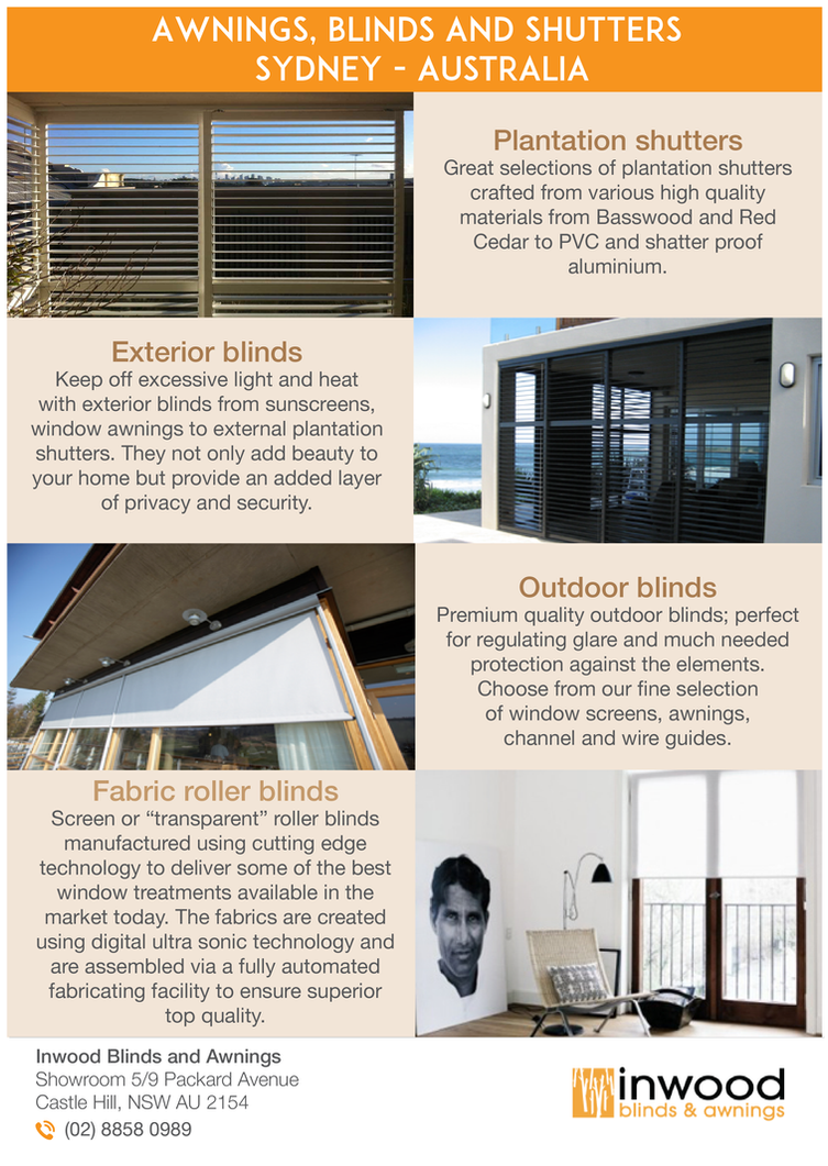 Quality Plantation Shutters In Australia by andersonmax483