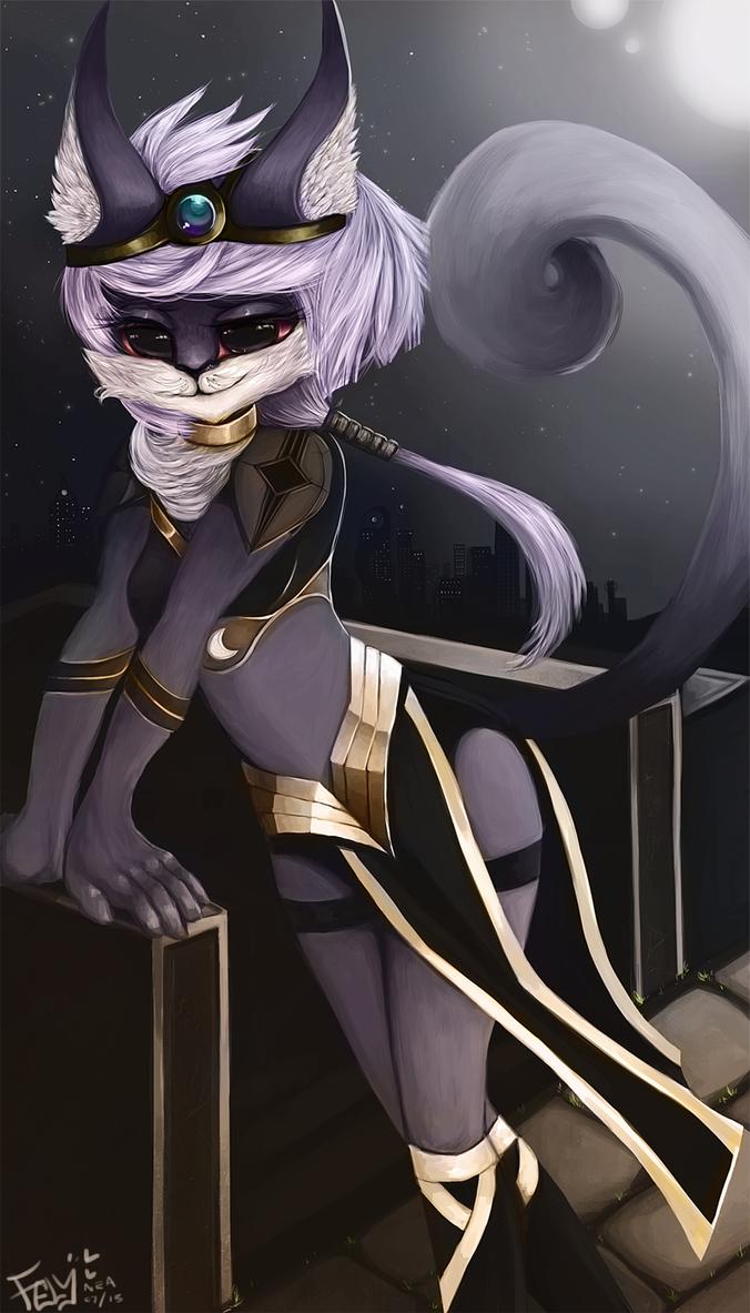 Caliber Concept by Felynea