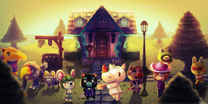 ACNL Town Commission