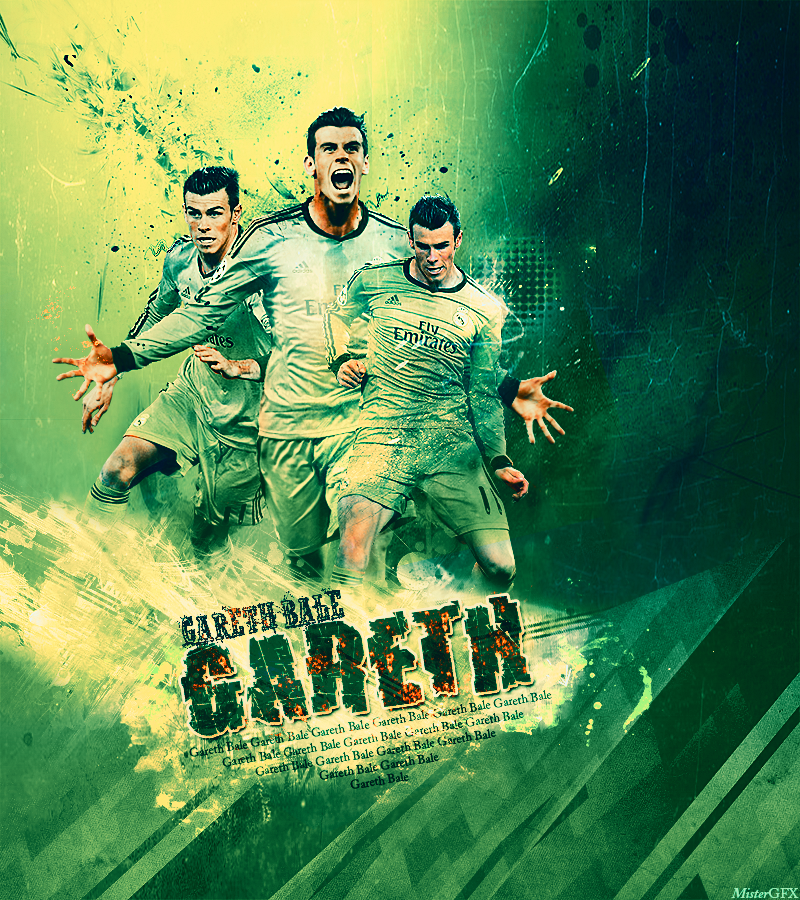 Bale Poster by Mister-GFX
