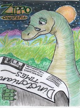 Zippo- Dinotopia