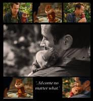 '...I'd come no matter what.' by PraiseCastiel