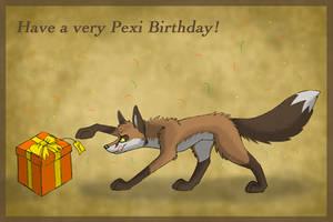 A Pexi Birthday! by PraiseCastiel
