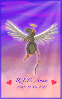 R.I.P Anna by PraiseCastiel