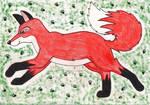 Pouncing 'Fox'