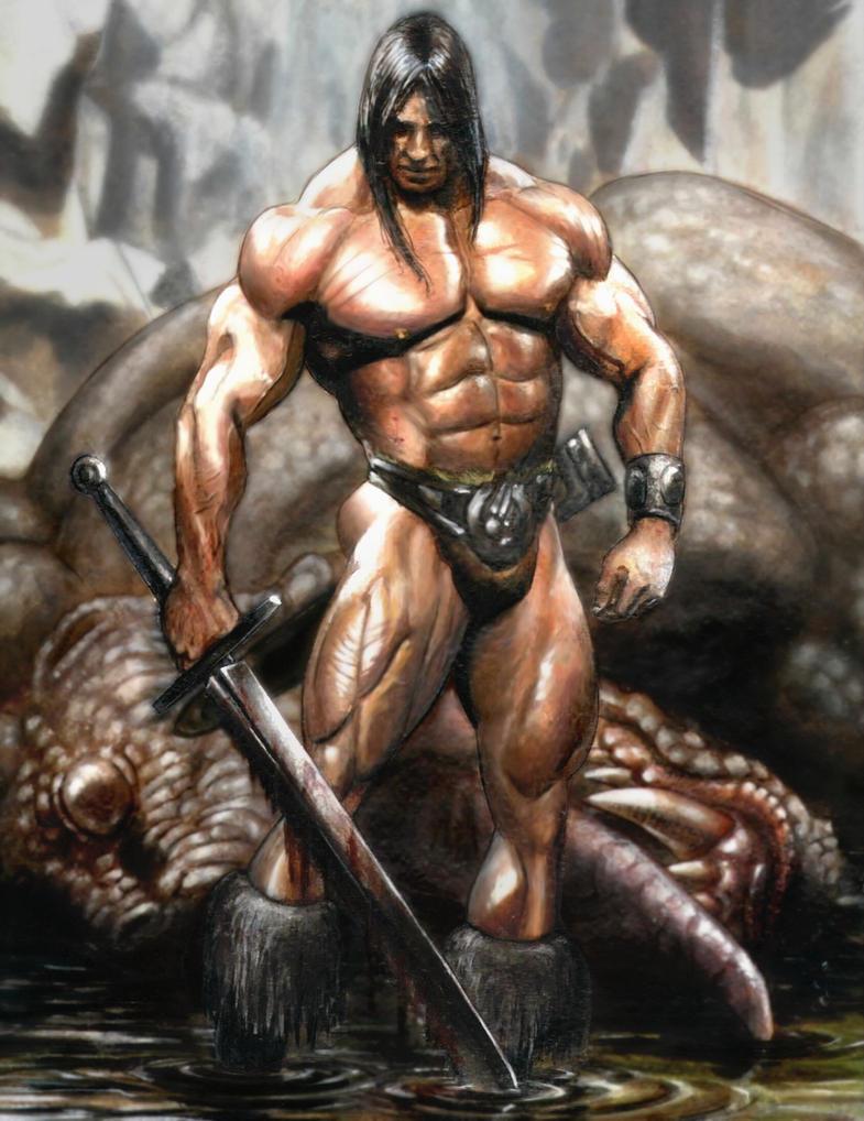 Conan by DRamph...