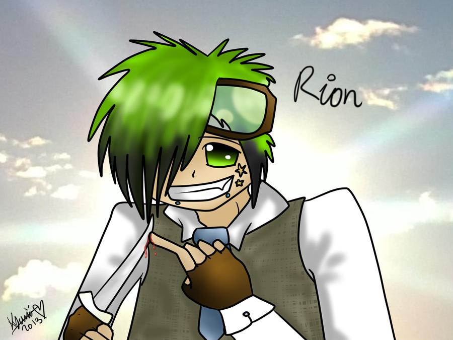 .:Rion:. by Kyarii-chan