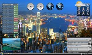 Hong Kong Desktop