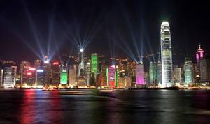 Hong Kong Symphony of Light