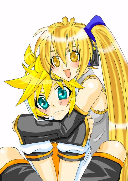 Vocaloid Neru And Len Neru Akita Vocaloid LenVocaloid Neru And Len