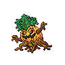 Hallokin Shiny Sprite by pokemonviolet