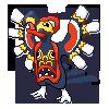 Totekro Sprite by pokemonviolet