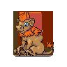 Bablitt Sprite by pokemonviolet