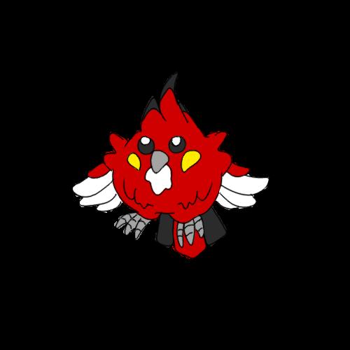 Cardipuff by pokemonviolet