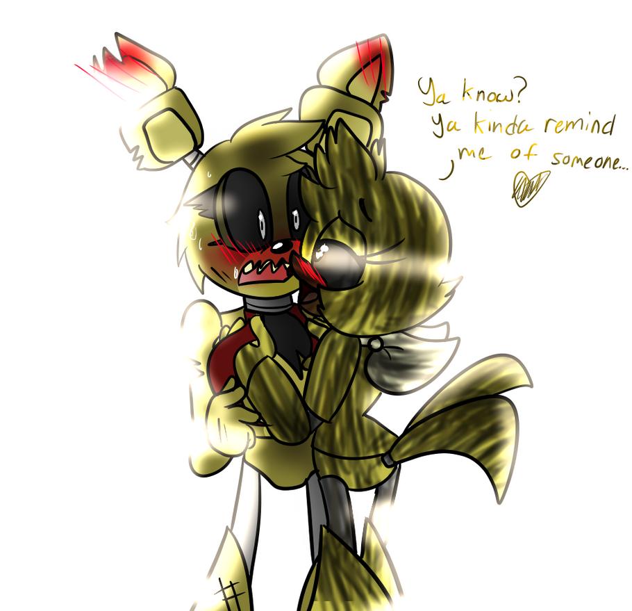 Phantom spring trap and chica