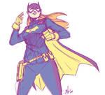 New Batgirl!