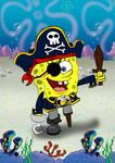 SpongeBOB the Pirate