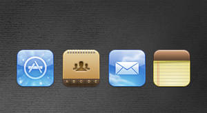 Preview WIP-Theme for iPhone