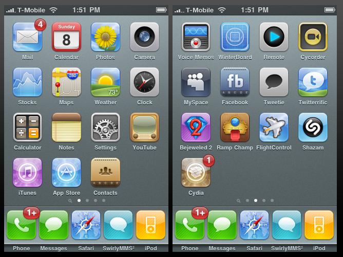 iPhone SS Verona 11-08-09 by m0rphzilla