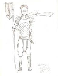 Mercenary by Herahkti