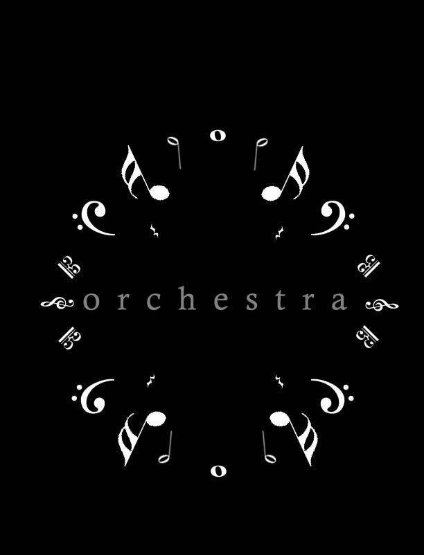 Orchestra Shirt Designs